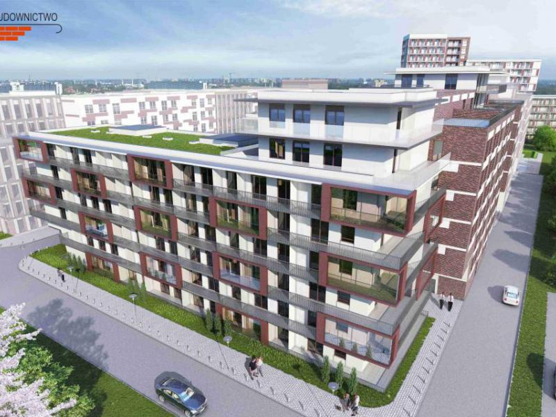 nowe mieszkania - Krakowskie Tarasy II - fot.4