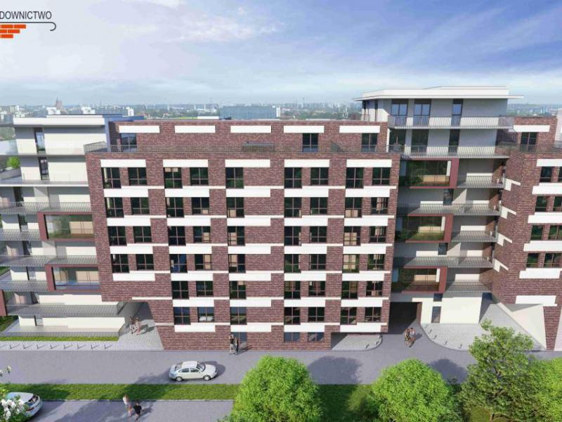 nowe mieszkania - Krakowskie Tarasy II - fot.1