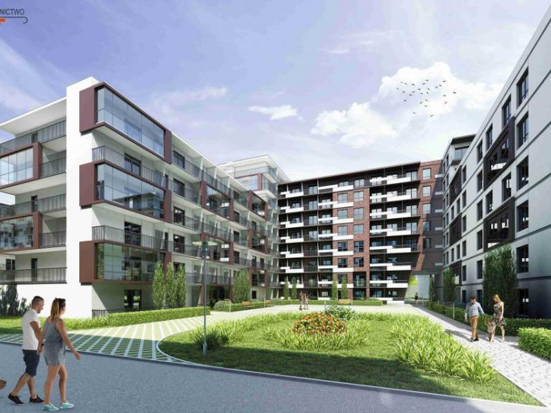 nowe mieszkania - Krakowskie Tarasy II - fot.2