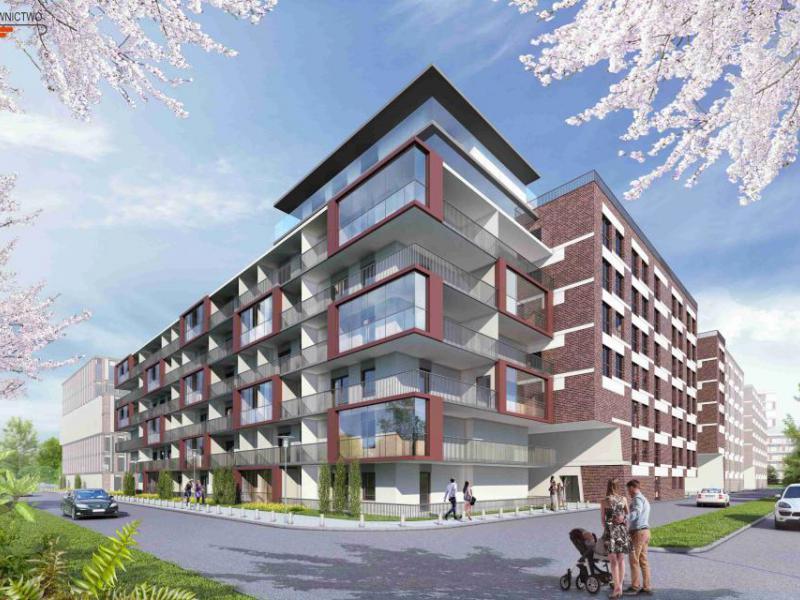 nowe mieszkania - Krakowskie Tarasy II - fot.0