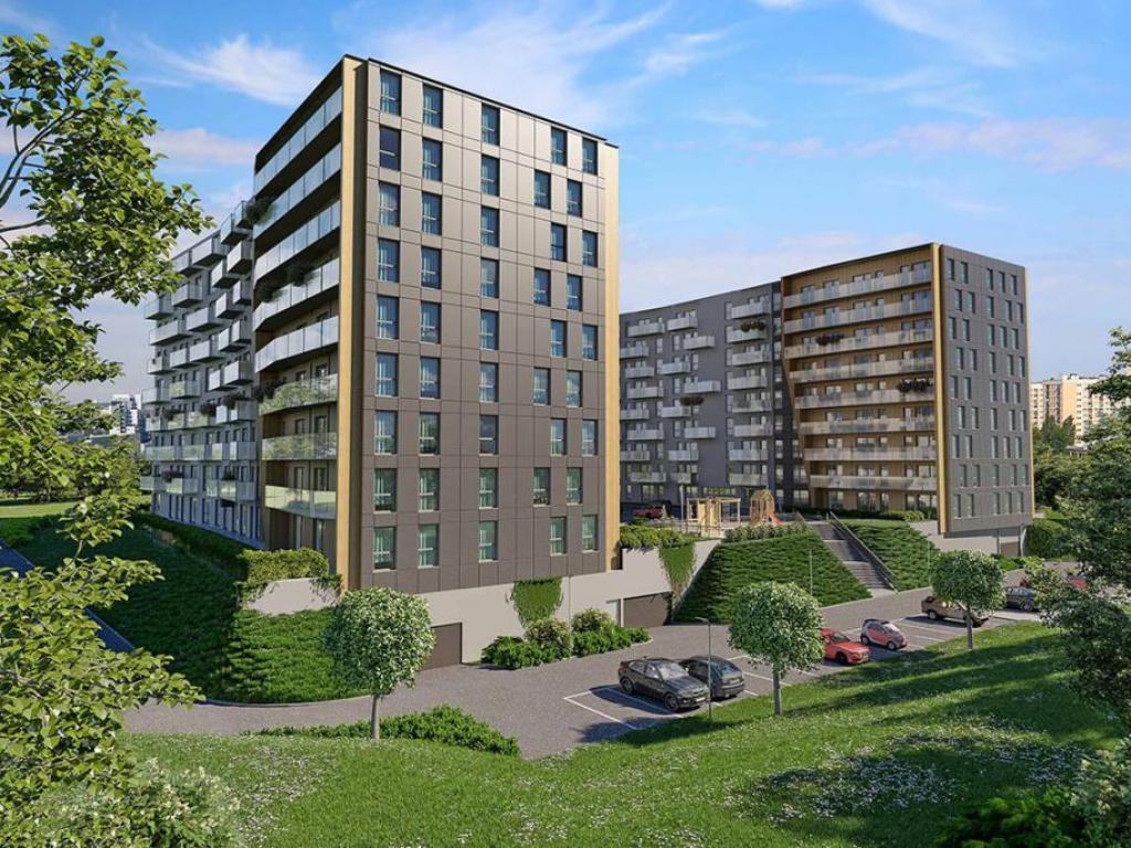 mieszkania Murapol Apartmamenty Trzy Stawy