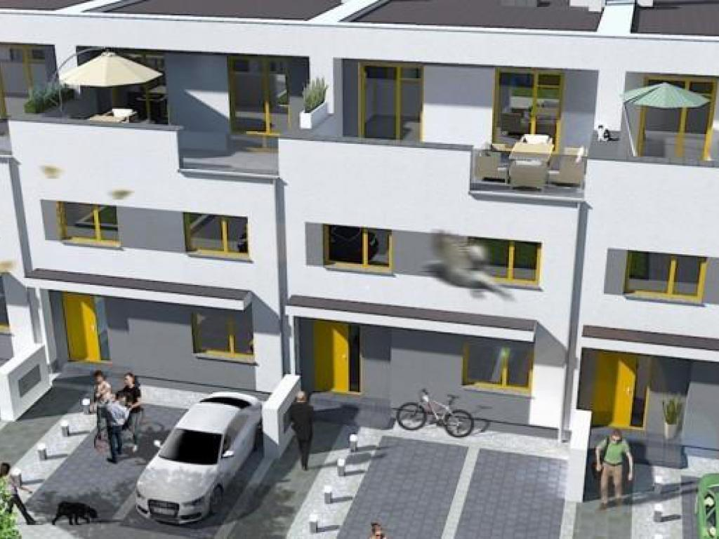 mieszkania Błękitne Aleje - mieszkania