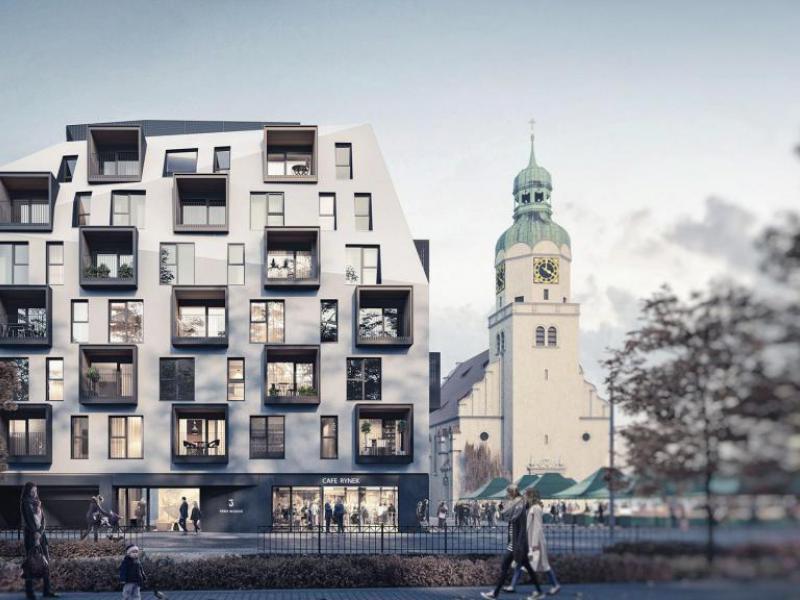 nowe mieszkania - Rynek Wildecki 3 - fot.0
