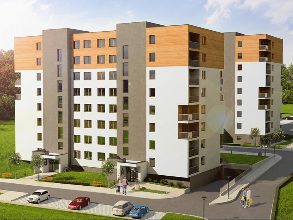 mieszkania Apartamenty Zachód