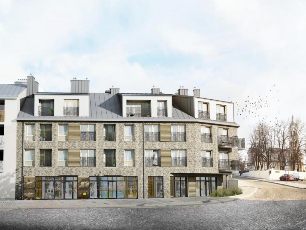 mieszkania Apartamenty Centrum II