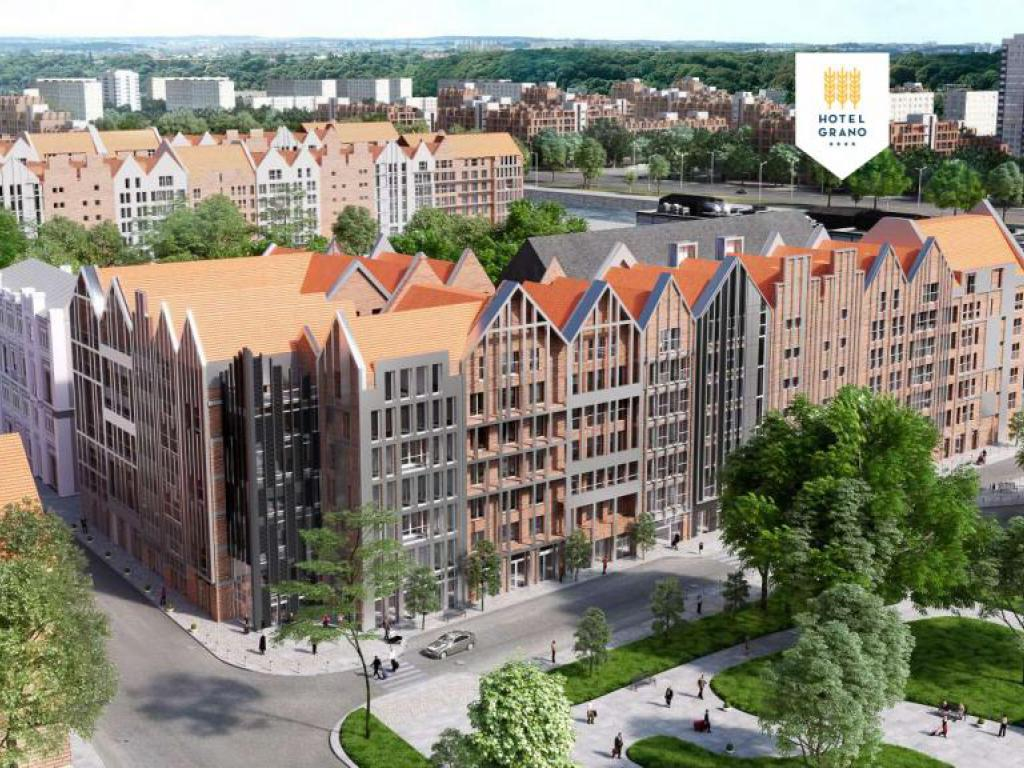 mieszkania Hotel Grano