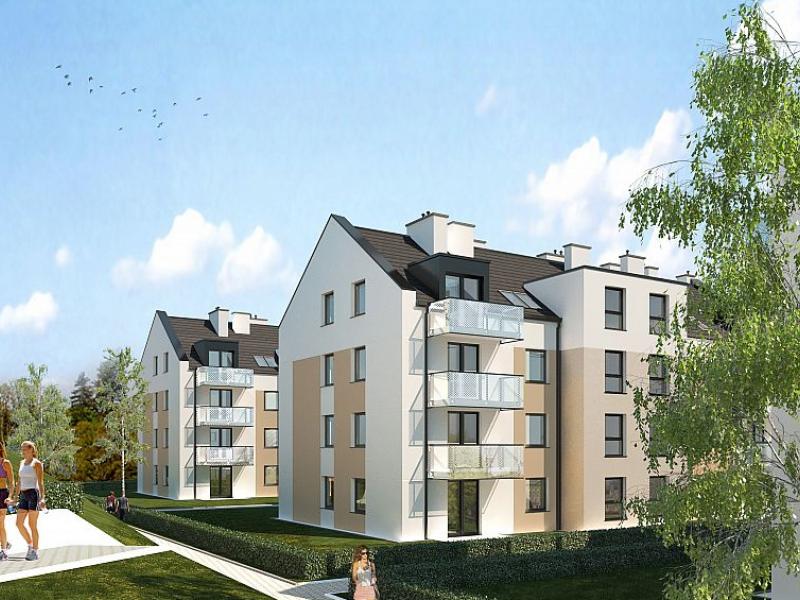nowe mieszkania - Nowe Rokitki Etap V i VI - fot.0