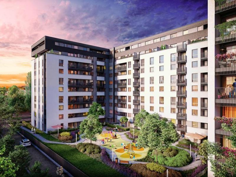 nowe mieszkania - Grunwald² - fot.0