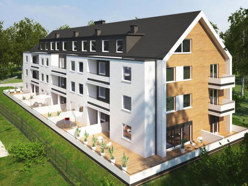 nowe mieszkania - Lawendowa 6 - fot.0
