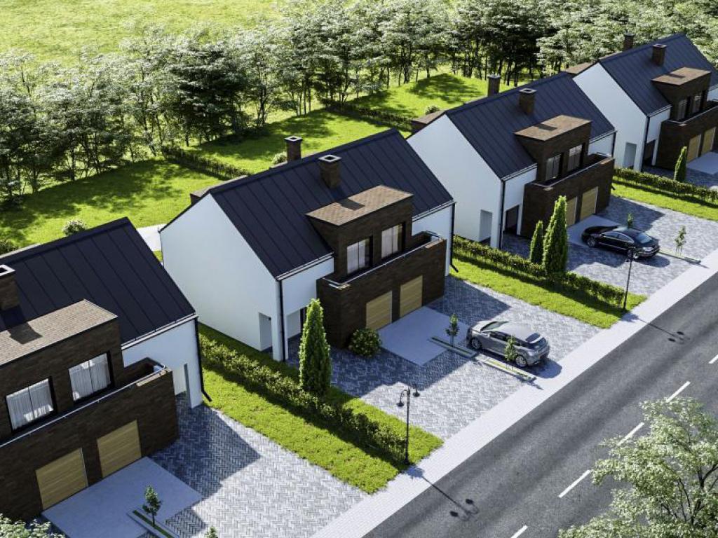domy Nowa Chabrowa