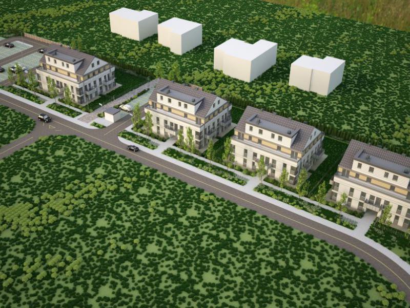 nowe mieszkania - Zielony Brochów - fot.5