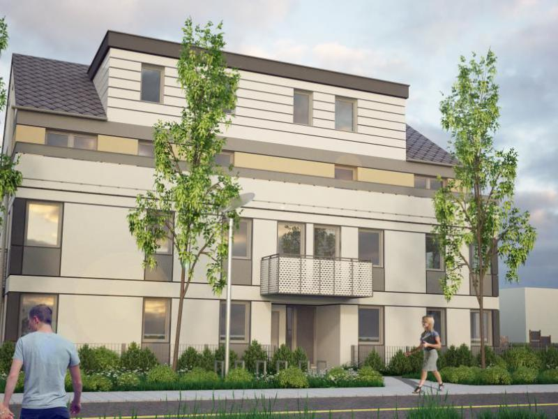 nowe mieszkania - Zielony Brochów - fot.1