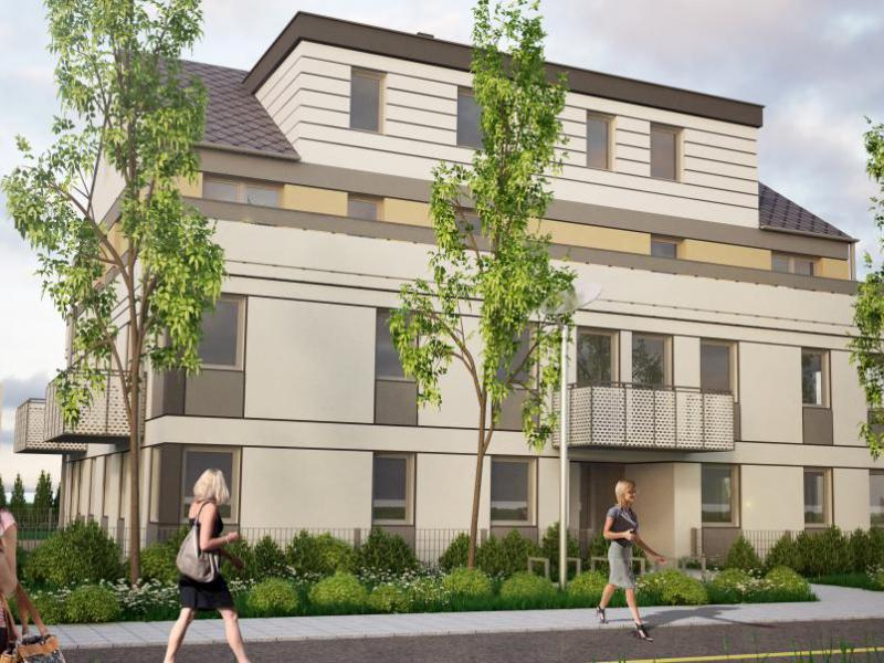 nowe mieszkania - Zielony Brochów - fot.2