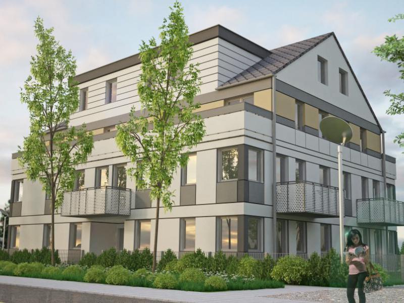 nowe mieszkania - Zielony Brochów - fot.0
