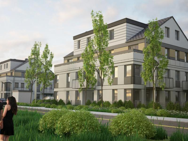 nowe mieszkania - Zielony Brochów - fot.3
