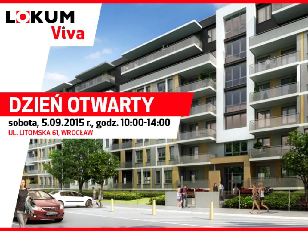Dzień otwarty na osiedlu Lokum Viva