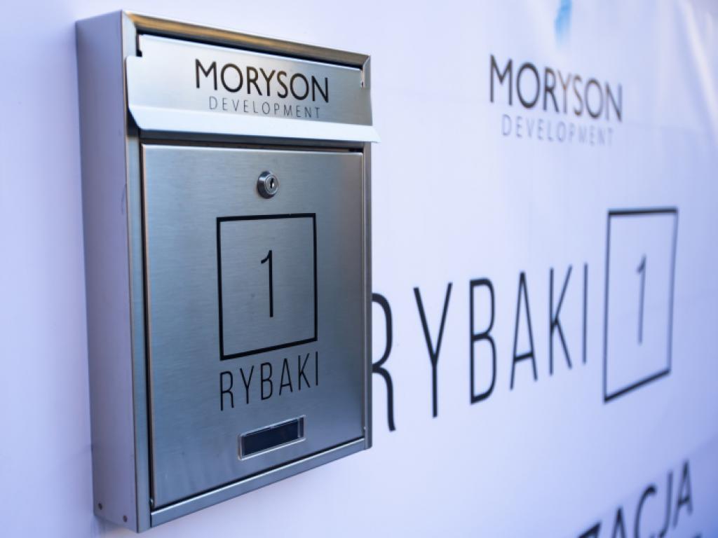 Rybaki 1, źródło: Moryson Development