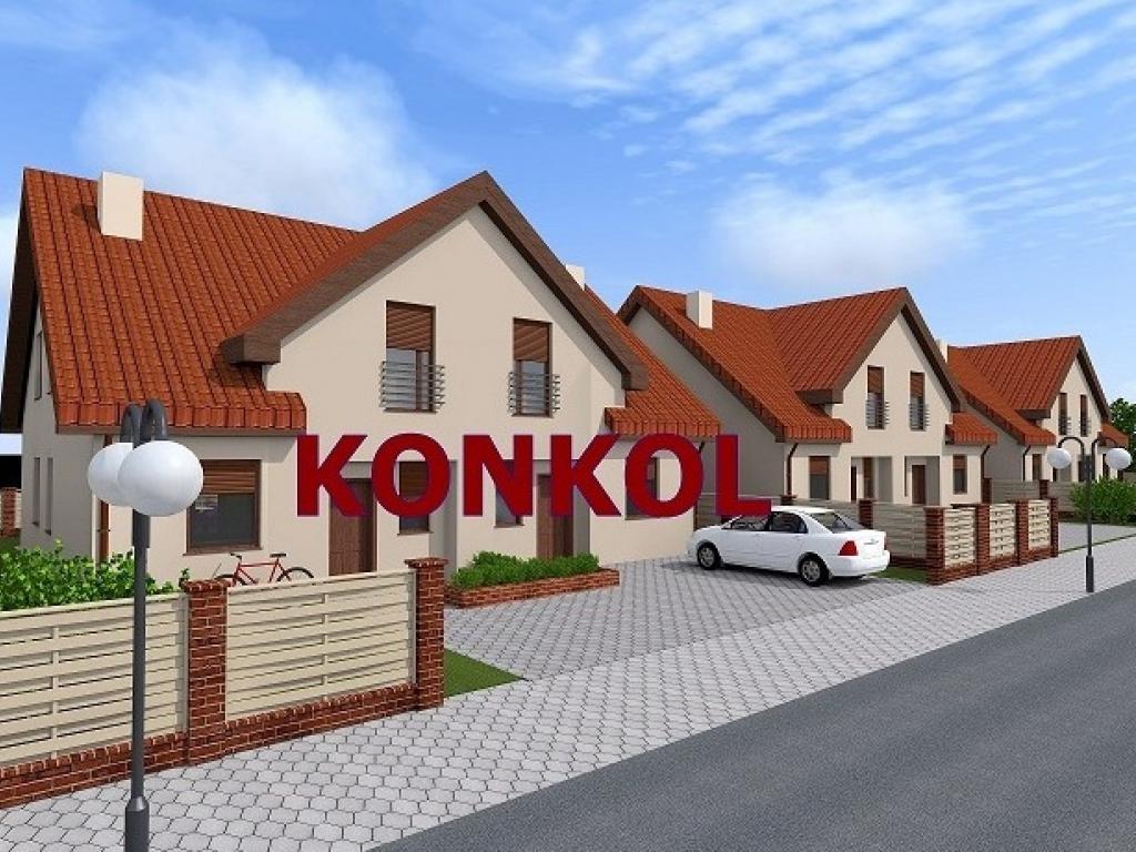 Domy w Sierosławiu, źródło: KONKOL Development