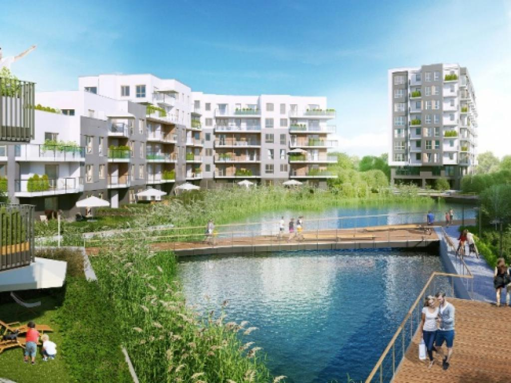 Lake Park Apartments, źródło: Marvipol S.A.