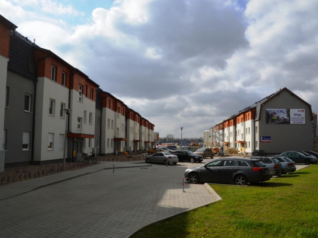 Osada Dębowa, źródło: Omega Buildings