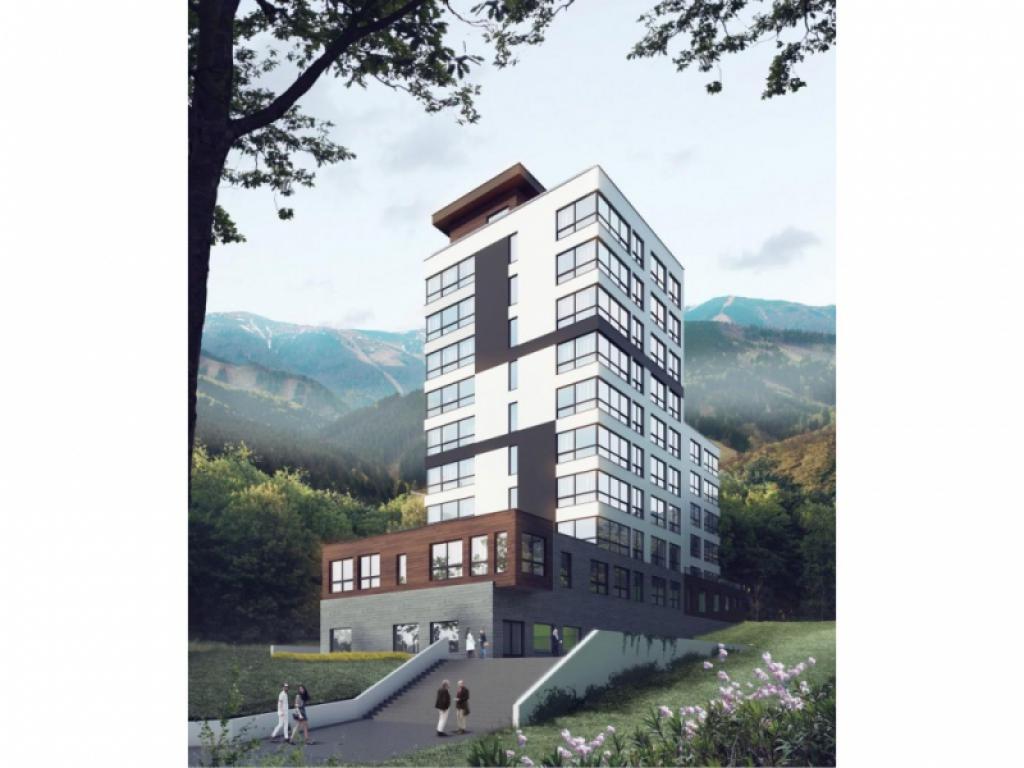 Kozubnik SPA Resort, źródło: Sawa Apartments Sp. z o.o.