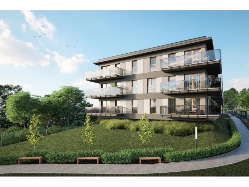 Apartamenty Zielony Sołacz, źródło: Monday Development S.A.