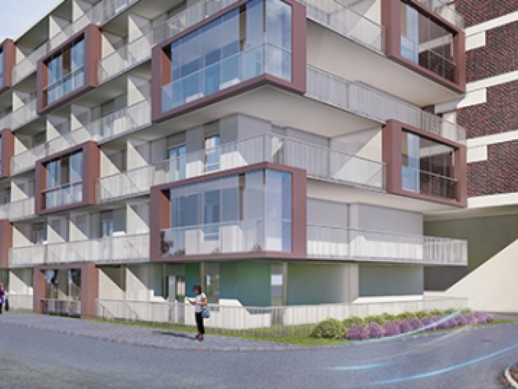Krakowskie Tarasy II, źródło: IMS Budownictwo