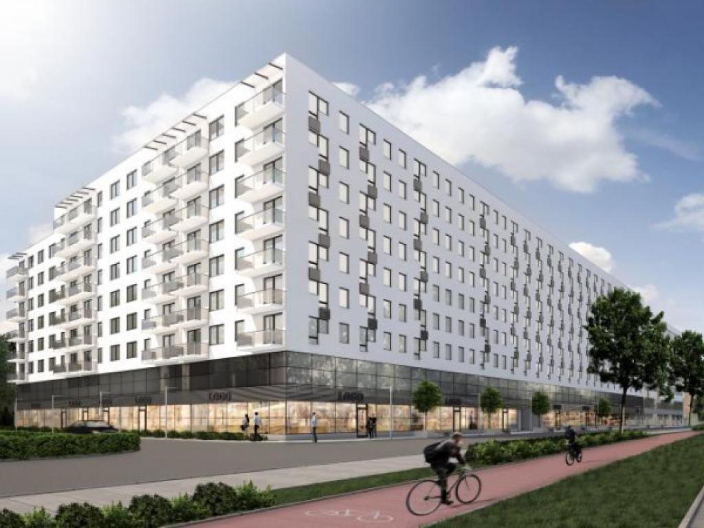 Legnicka Street, źródło: Popowice Development