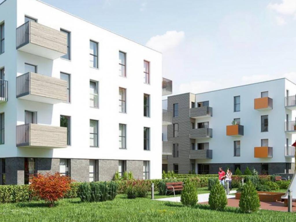 Murapol- Apartamenty Staromiejskie, źródło: Murapol
