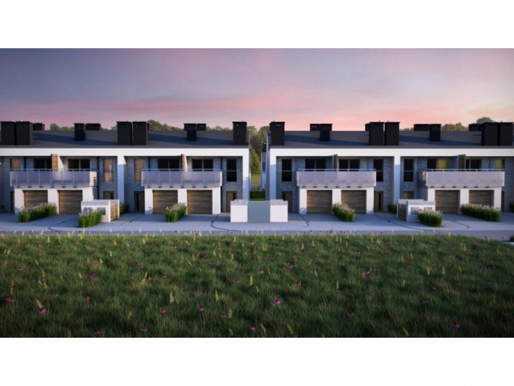 Brylantowa Nova - domy, źródło: DR Developer Sp. z o.o.