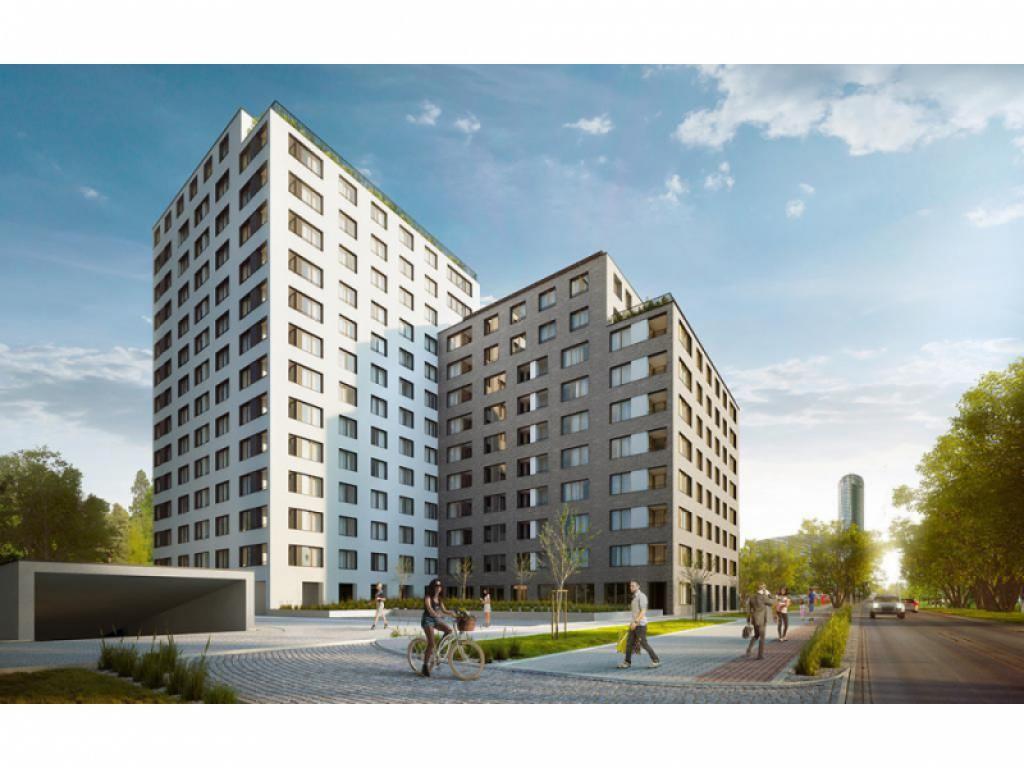 Nowe Centrum Południowe Etap II, źródło: GPI Wrocław Sp z o. o.