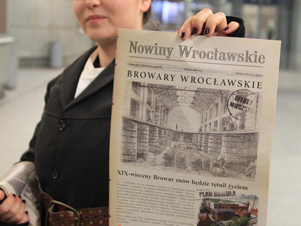 Browary Wrocławskie, źródło: Archicom