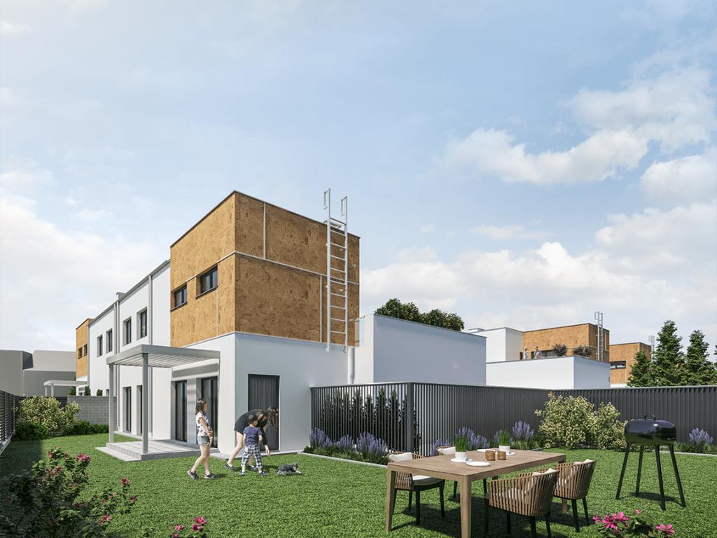 Poznań Dębiec, ul. Bielska, źródło: New House Development