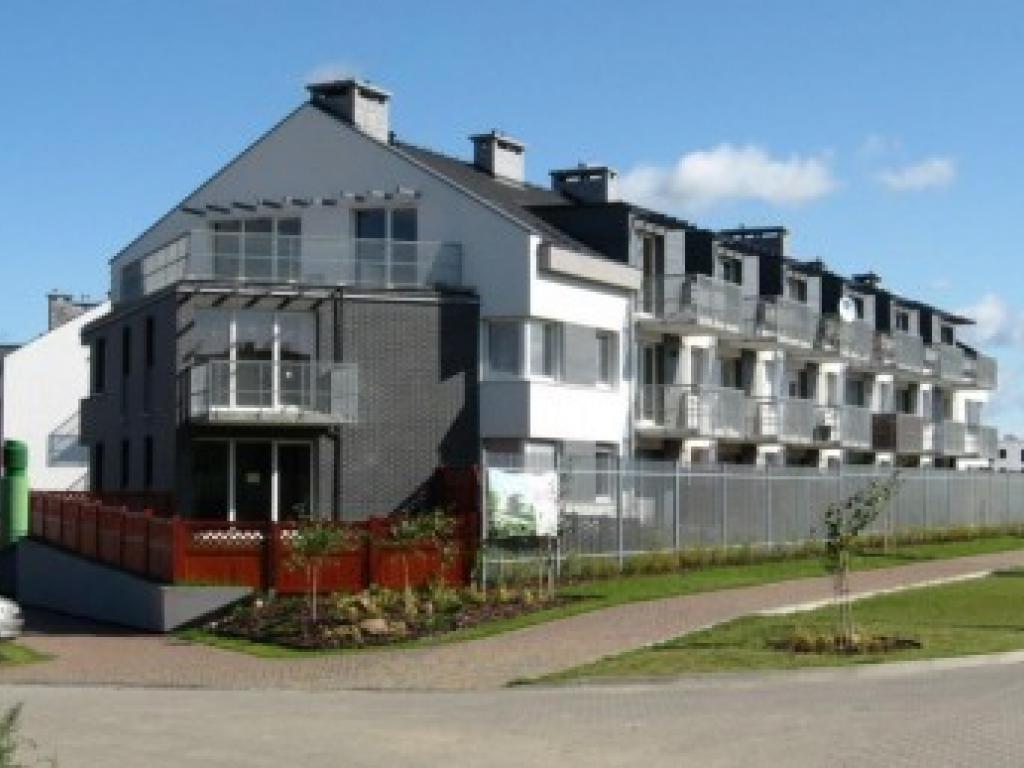 Osiedle Brzeziny, źródło: Gryf Development Sp. z o.o. Sp. k.