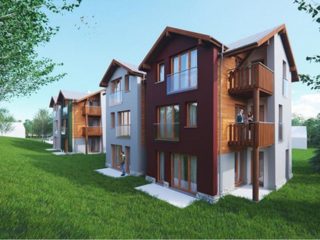 Apartamenty na Emilii Plater, źródło: MSSZULC