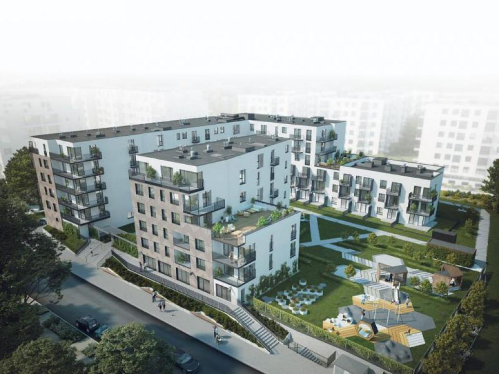 Saperska 30, źródło: OKRE Development