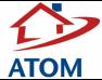 ATOM - logo dewelopera