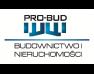 PRO-BUD Budownictwo i Nieruchomości Wojciech Wachowiak - logo dewelopera