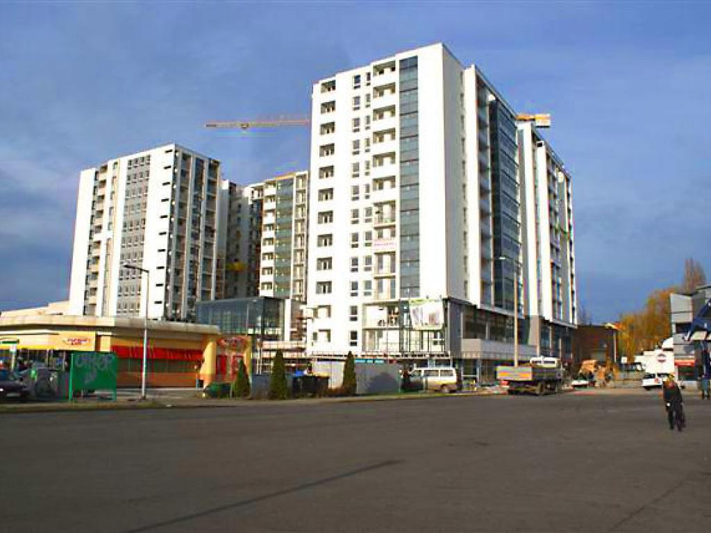 nowe mieszkania - lokale - Tarasy Warty - fot.2