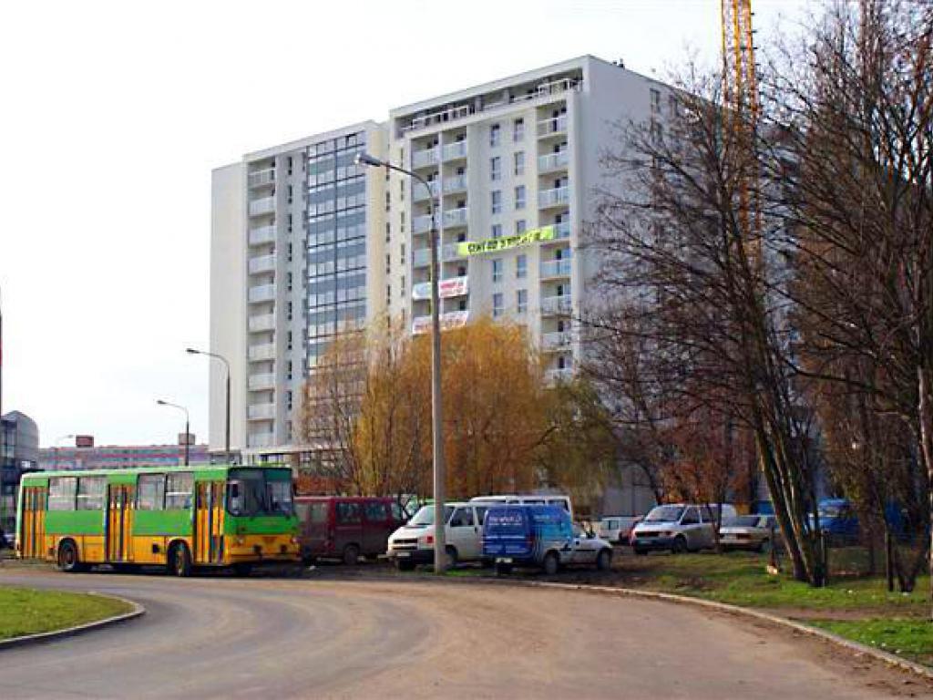 nowe mieszkania - lokale - Tarasy Warty - fot.1