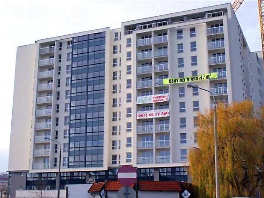 nowe mieszkania - lokale - Tarasy Warty - fot.0