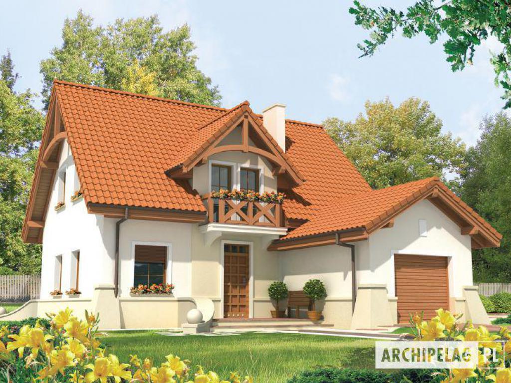nowe domy - Osiedle Ziołowe II - domy jednorodzinne - fot.1