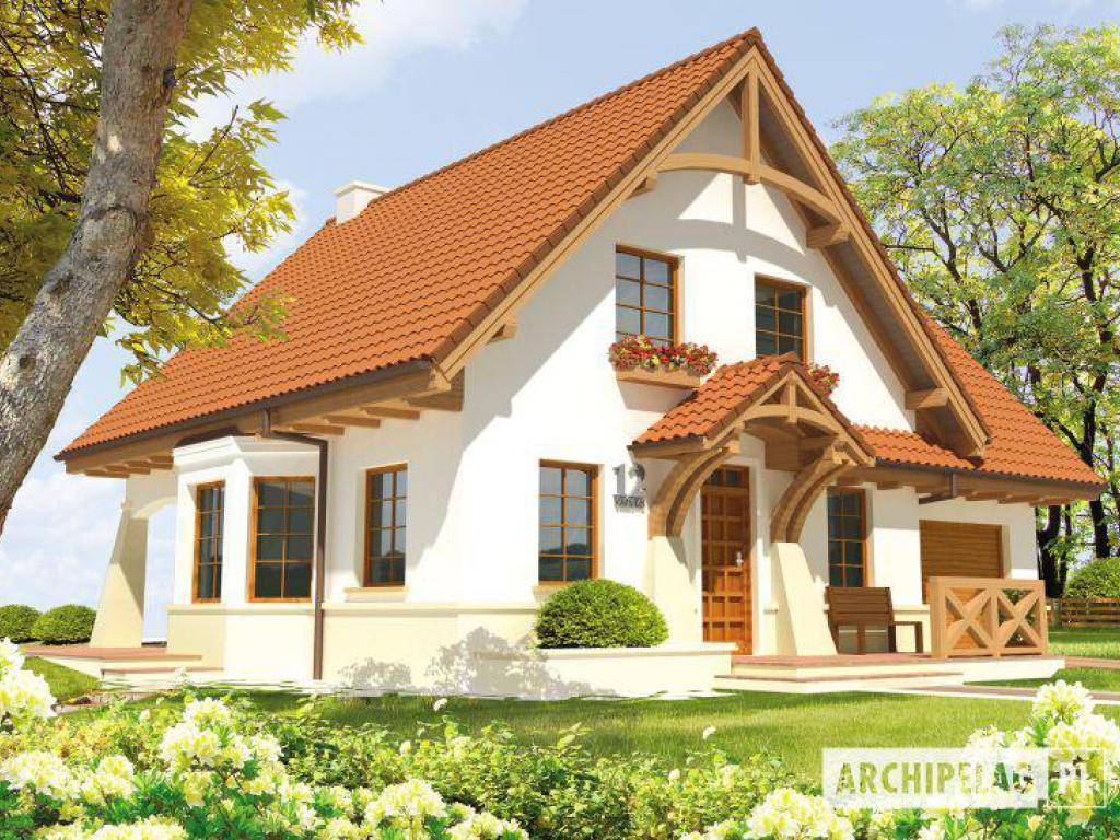 nowe domy - Osiedle Ziołowe II - domy jednorodzinne - fot.2