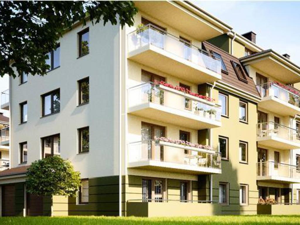 nowe mieszkania - Szmaragdowe Przedmieście - fot.0