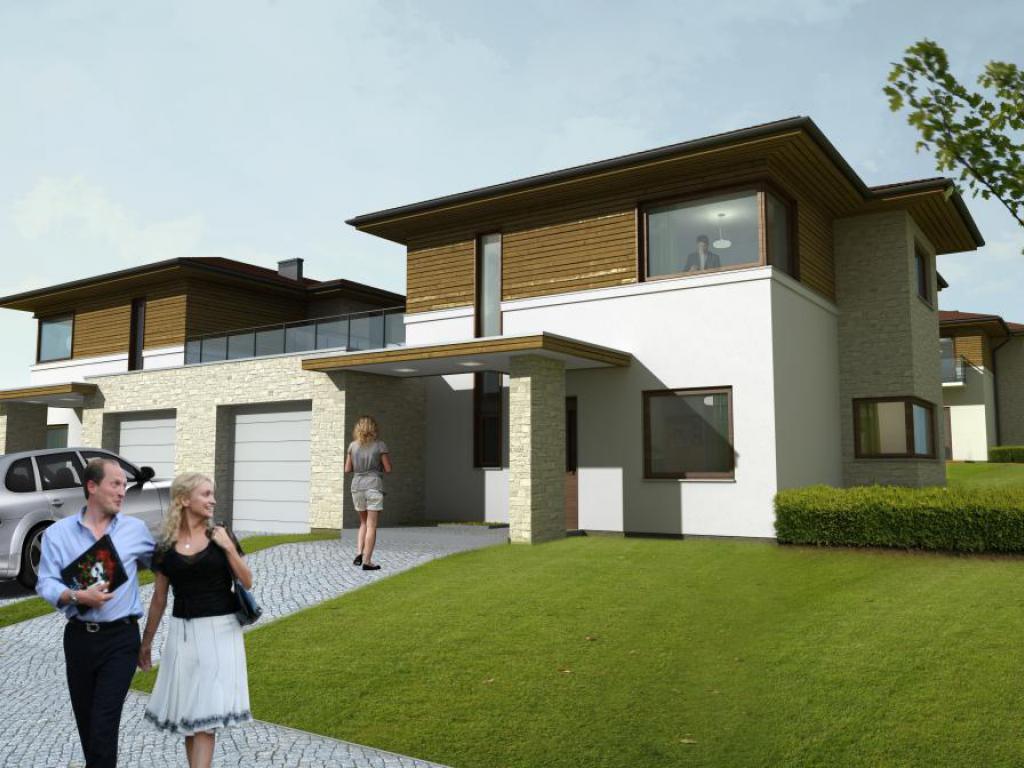 nowe domy - Osiedle na Wzgórzach - fot.0