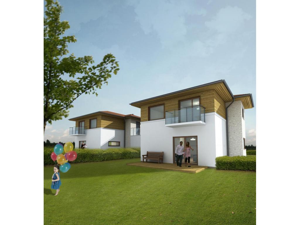 nowe domy - Osiedle na Wzgórzach - fot.2