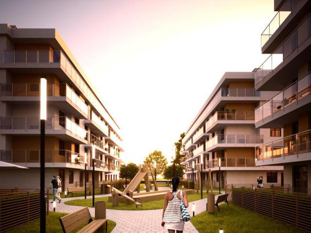 nowe mieszkania - Osiedle Bursztynowe - fot.3