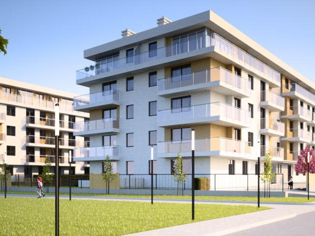 nowe mieszkania - Osiedle Bursztynowe - fot.0