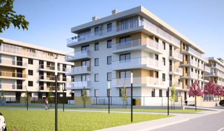 mieszkanie                           - Osiedle Bursztynowe