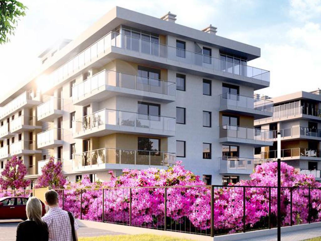 nowe mieszkania - Osiedle Bursztynowe - fot.1